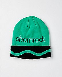 Shamrock Green Crayon Laplander Hat - Crayola