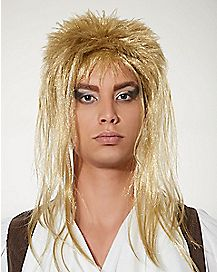Adult Jareth Wig - Labyrinth