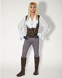 Adult Jareth Costume - Labyrinth