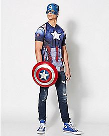 Superhero Costume T Shirts