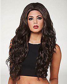 Brunette Fashion Wig