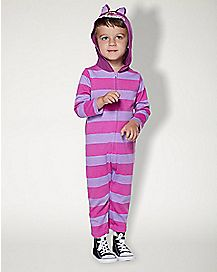 Baby Cheshire Cat Coveralls Costume - Disney