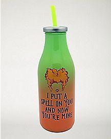 Winnie Spell on You Bottle 16 oz. - Hocus Pocus
