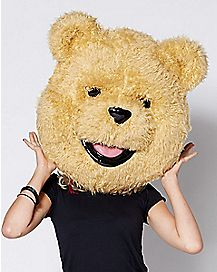 Huge Teddy Bear Mask