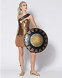 Adult Wonder Woman Dress Costume - DC Comics