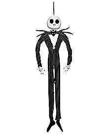 Jack Skellington Hanging Prop - The Nightmare Before Christmas