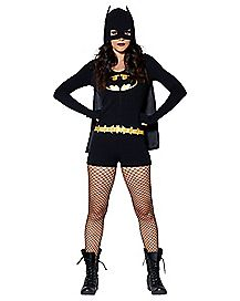 Adult Romper Batman Costume - DC Comics