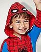 Toddler Spider-Man Coveralls Costume - Marvel