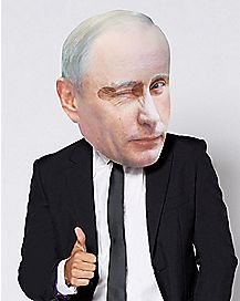 Vladimir Putin Big Head Mask