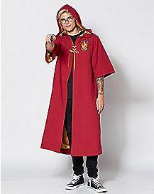 Red Gryffindor Quidditch Robe - Harry Potter