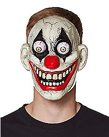 Googly Eye Clown Mask