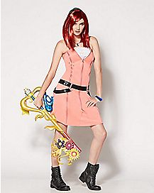 Adult Kairi Costume Deluxe - Kingdom Hearts