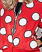 Mickey & Minnie Mouse Reversible Bomber Jacket - Disney