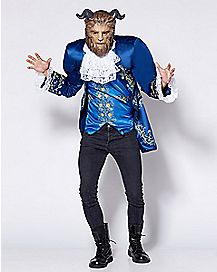 Adult Beast Costume Deluxe - Beauty and the Beast Movie