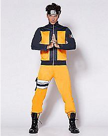Adult Naruto Costume - Naruto