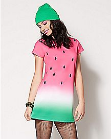 Watermelon Dress Costume