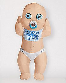 Adult Baby Boy Inflatable Costume