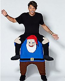 Adult Gnome Piggyback Costume