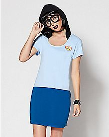 Adult Hooded Tina Costume - Bob's Burgers