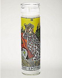 The Empress Tarot Candle