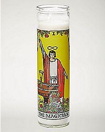 The Magician Tarot Candle
