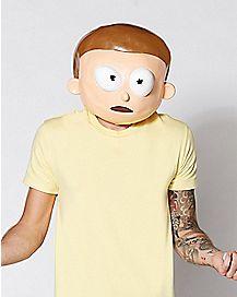 Morty Mask - Rick and Morty