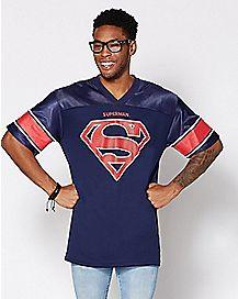 Superman Clark Kent Jersey - DC Comics
