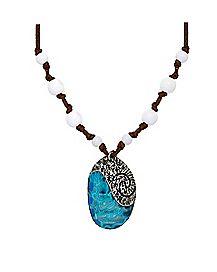 Heart of Te Fiti Necklace - Moana