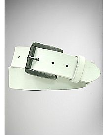Basic Belt White