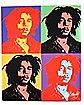 Marley Warhol Canvas 16x19