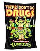 Tmnt Dont Do Drugs Banner
