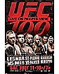 Ultimate Fighting Championship 100 Poster