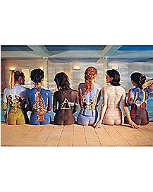 Back Catalog Pink Floyd Poster