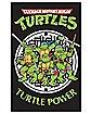 Teenage Mutant Ninja Turtles 'Turtle Power' Poster