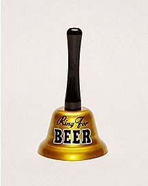 'Ring For Beer' Bell