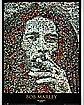 Bob Marley Mosaic Collage Poster