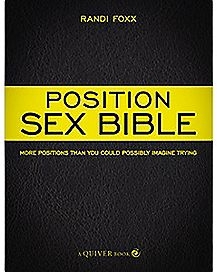 'Position Sex Bible' Book