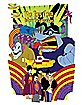 The Beatles 'Yellow Submarine' 3-D Lenticular Poster