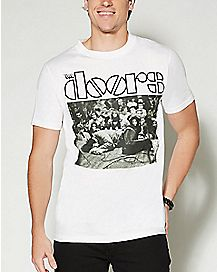 The Doors Jim on the Floor T shirt