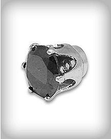 6mm Bling Magnetic Stud Earrings