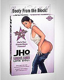 J Ho Blow Up Love Doll