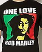 One Love Bob Marley T Shirt