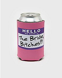 Hello My Name Is: The Bride, Bitches Can Cooler