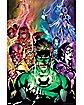 Green Lantern Blackest Night Poster