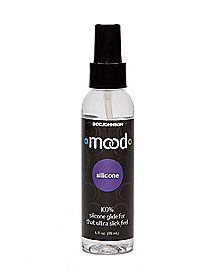 Mood Silicone Based Lube - 4 oz.