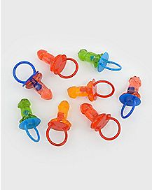 Candy Penis Ring - 8 Pack