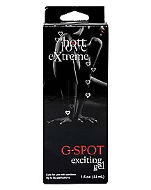 Hott Love Extreme G Spot Gel - 1.5 oz.