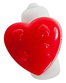 Vibrating Heart Panty Pal - 1.75 Inch