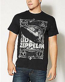 Led Zeppelin 'Blimp' Tee