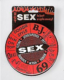 Hot Sex Spinner Game
